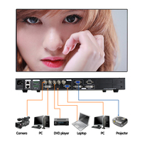 p10 led video wall video switcher in Audio & Video Cables lvp613s for rgb led display diy pcs