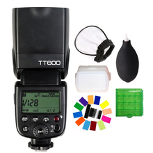 Godox Thinklite TT600 2.4G Wireless GN60 Master/Slave Camera Flash Speedlite for Canon Nikon Pentax Olympus Fujifilm