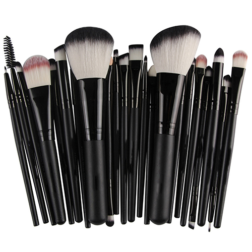 22 Pcs Cosmetic Makeup Brush Set Foundation Blush Makeup Brushes Beauty Tool