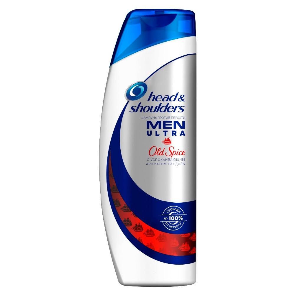 HEAD & SHOULDERS Anti-dandruff shampoo Old Spice 400ml shampoo head