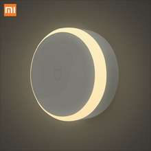 Xiaomi Mijia Auto-Sensor Smart Control Night Light  0.25W Soft Lighting Lamp Adjustable Brightness for Baby Room Stairway Tool