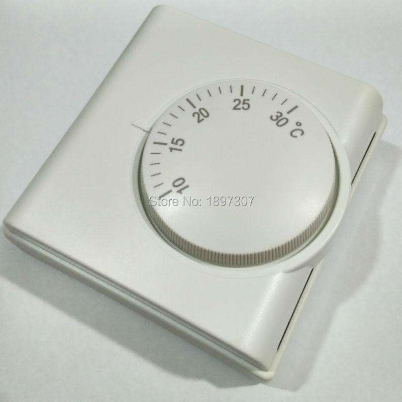 220VAC mehaaniline temperatuuriregulaator ruumikütte termostaat - Mõõtevahendid - Foto 2