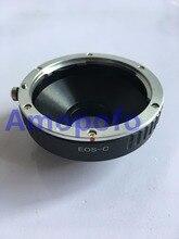 Amopofo EF-C Adaptador, para Canon EOS EF Adaptador de Montagem Da Lente para C Mount 16mm Film Camera