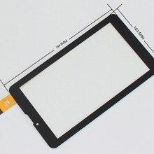 Экран планшета 7 дюймов Сенсорный экран передняя Стекло Панель для FHF070076