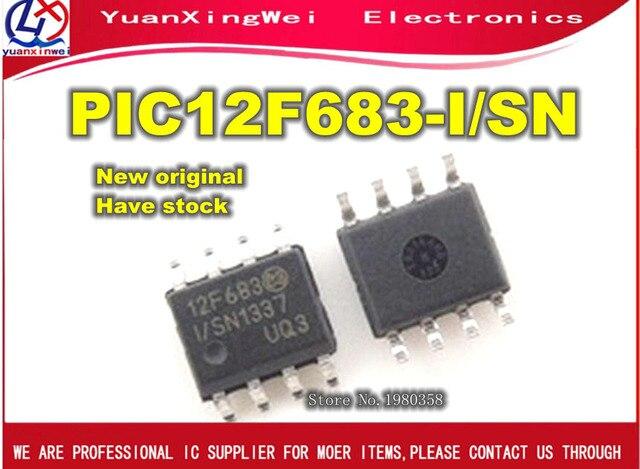 100 개/몫 PIC12F683 I/SN 12F683 I/SN PIC12F683 SOP8