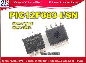 Image 1 - 100pcs/lot PIC12F683 I/SN 12F683 I/SN PIC12F683 SOP8