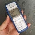Восстановленное в Исходном NOKIA 1100 Mobile Phone Cheap Phone Старых Сотовых Телефонов, не может Использовать в Северной Америке