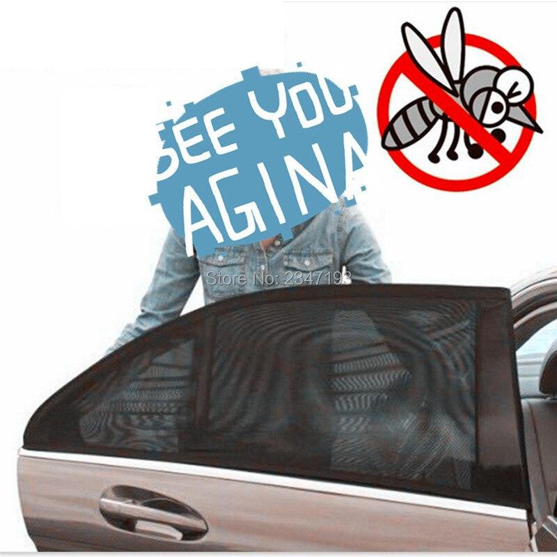 Car Side Window Sunshade Curtain Sun Shade For Skoda Octavia A5 A7 2 Rapid Fabia YETI Superb Vw Passat Bora POLO Accessories