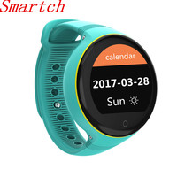 Smartch S668 Smart Watch With Camera Zero Distance Positioning Kids Monitoring Phone WiFi GPS Tracker SOS