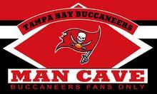 3X5FT Tampa Bay Buccaneers man cave flag Digital printing banner