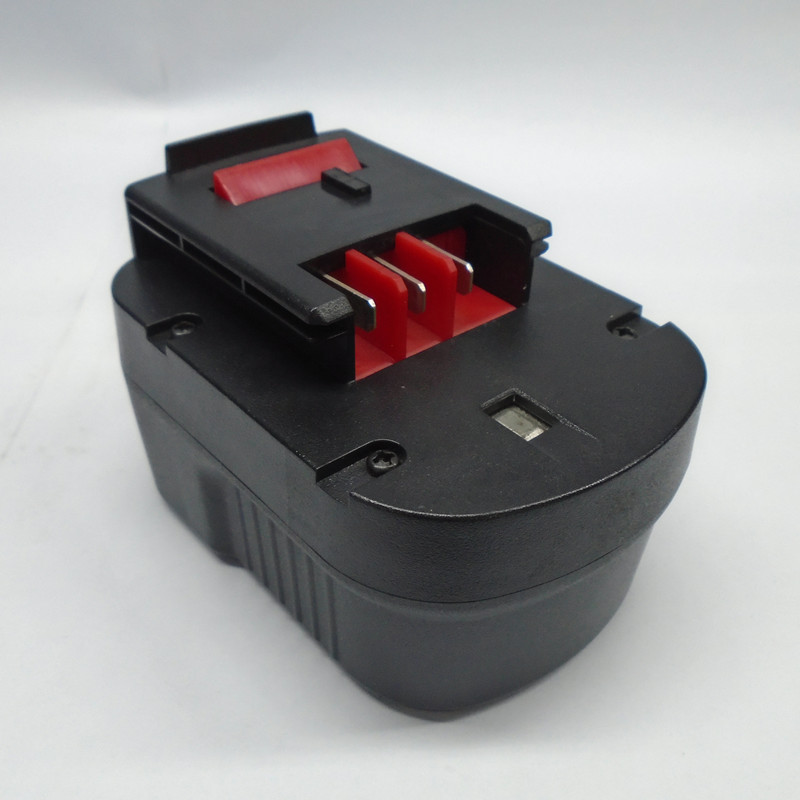 US 3000mah <font><b>12V</b></font> Rechargeable Ni-MH <font><b>Battery</b></font> pack for Black Decker cordless Electric drill FSB12 BD1204L BD-1204L B-8315 BPT1047 image