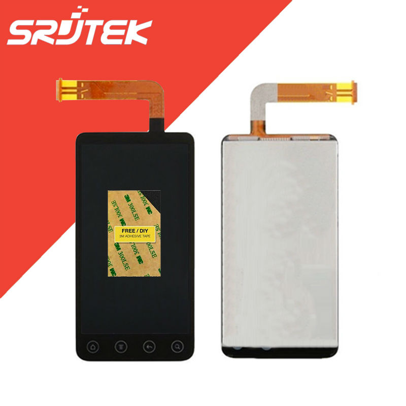 NEW Original 4.3 for HTC EVO 3D G17 Touch Screen Digitizer Sensor + LCD Display Panel 960*540 Full Assembly