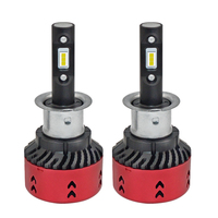CIRCULAR Canbus Car Light H4 H7 LED Headlight 9600LM 70W H13 H15 880 881 9005 9007 9004 9012 5202 P13W PSX24W PSX26W