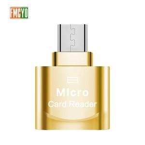 Image 1 - Mini Micro USB Android Phone TF Memory Card Reader OTG External SD Memory Expansion Expander