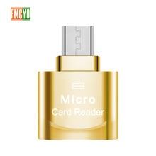 Mini Micro USB telefonu z systemem Android TF czytnik kart pamięci OTG zewnętrzny SD rozszerzenia pamięci Expander