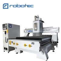 China Advanced 3 Axis 4 Axis Wood Cnc Milling Machine With Atc Cnc Router Machine