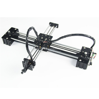 DIY drawbot pen drawing robot machine LY plotter robot writing machine support laser