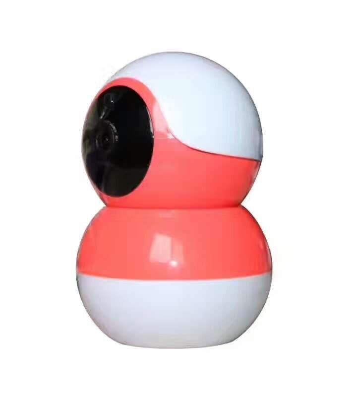 720P Wireless Two Way Intercom IP Camera IR Night Vision