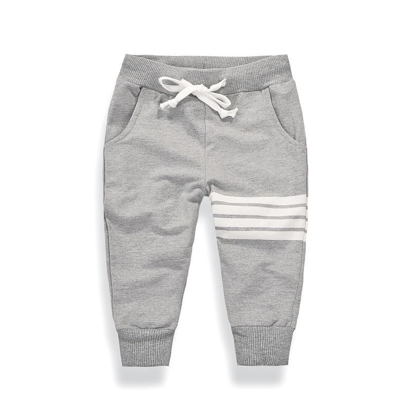 Kids Pants Baby Boys Casual Pants Kids Clothing Cotton Boys Long Trousers Baby Boys Clothing Sport Pants Spring 8