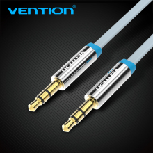 Vention 3.5mm Jack Audio Cable Male to Male Flat Jack 3.5 mm Aux Cable for iphone Car MP3/4 Headphone Beats Aux Cord 1m 2m 3m