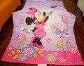 Дети одеяло одеяло мило мультфильм минни много видов постельные принадлежности продукта девочка мальчик ребенка одеяло