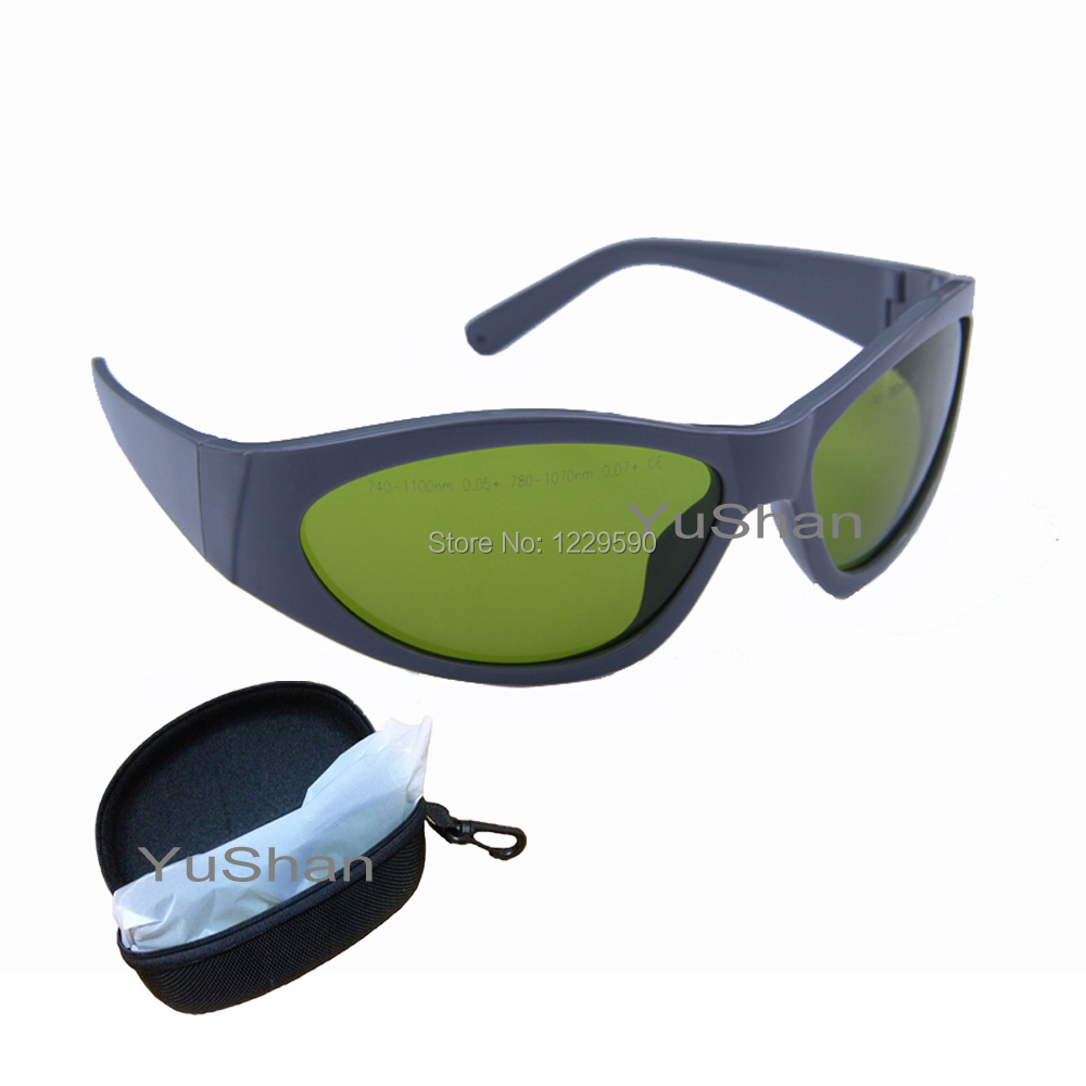 ADY 755&808&1064nm ND:YAG Laser protection Glasses Multi Wavelength Laser Safety Glasses laser protective goggles