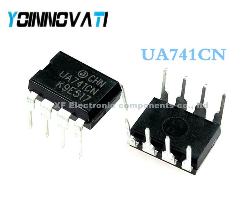 Mini Intercom By One Ic Op Amp