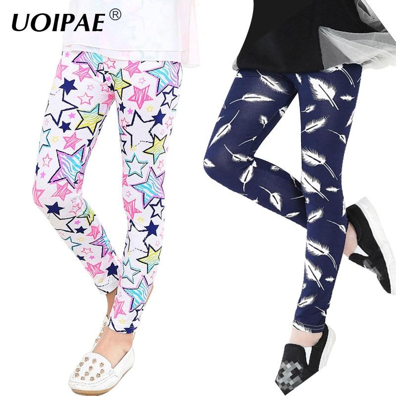 Baby Girls Legging,Clode/® For 1-13 Years old Leg Warmer Baby Girl Pants Child Printing Long Leggings Pants Trousers Autumn Winter Pencil Pants