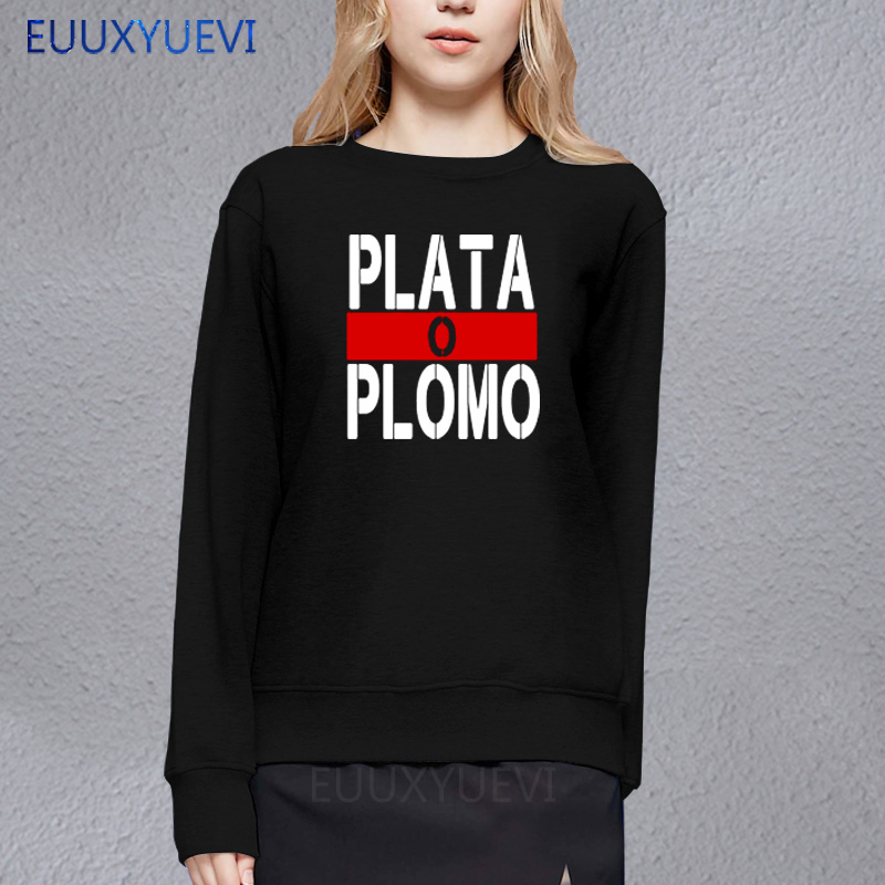 Uhren & Schmuck Humorous Women Girls Tanks Camis Vest Tank Tops Shirts Brand Clothing Plata O Plomo Narcos Pablo Escobar Silver Or Lead Cotton Euuxyuevi