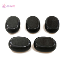 HIMABM 7.5*5.5*3cm 5PCS/ Pack Hot Stone Massage Set Of Sacrum Belly