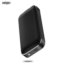 e24987785cf NDJU Mini Outdoor Bluetooth Speaker Portable Wireless Small Speakers Stereo  MP3 Music Subwoof Smart Loudspeaker for