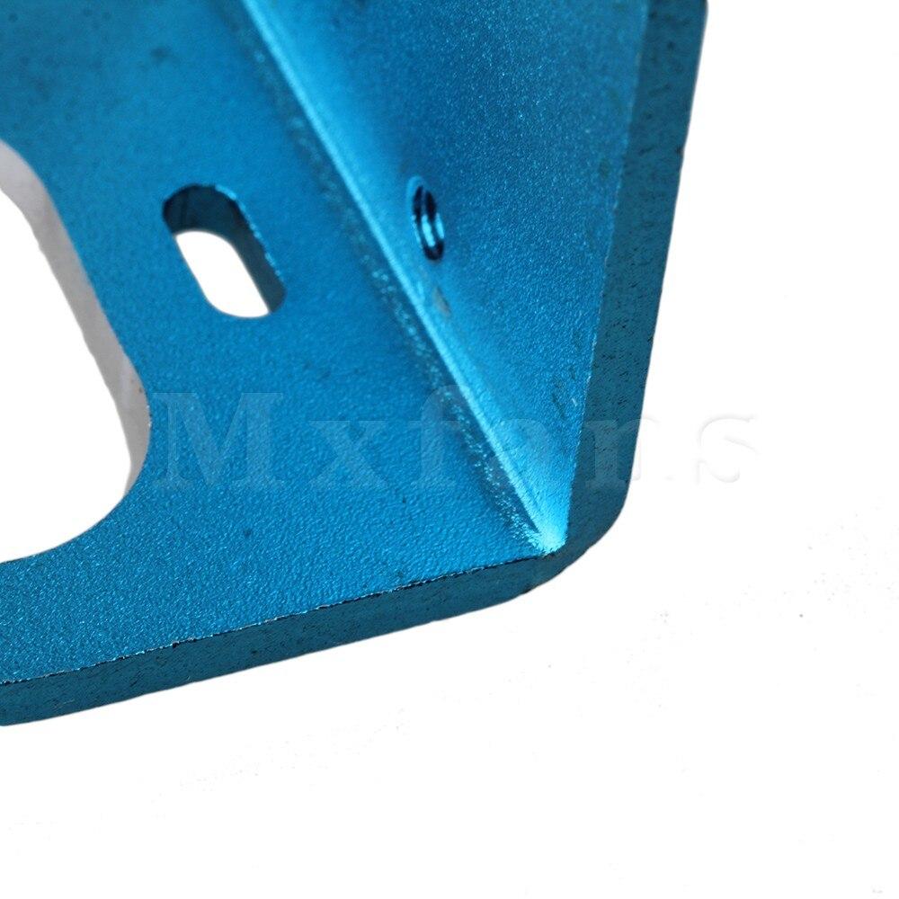 Mxfans Blauen Aluminium RC1: 18 540 Motor Fest Mount Rahmen ...
