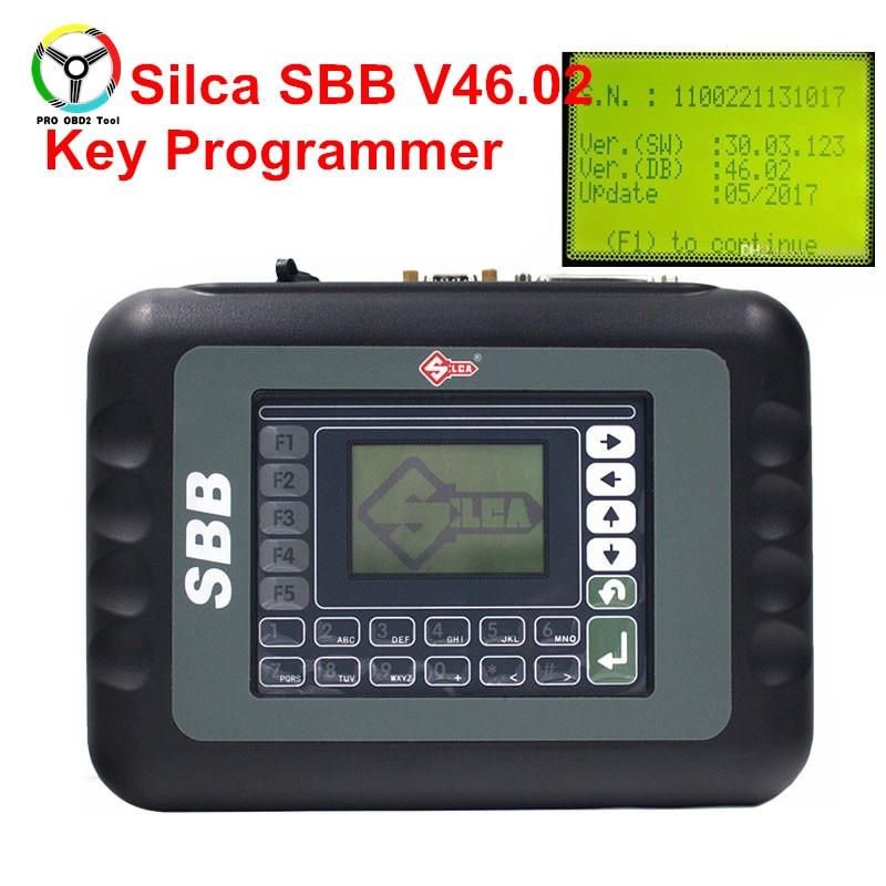 цены Newest Silca SBB Car Key Programmer V46.02 No Need Tokens Make A New Key For Multi Brand Cars Update Of SBB V33.02 Key Maker