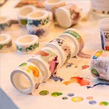2cm-4cm*7M Lovely animal planet Washi tape DIY decoration scrapbooking planner masking tape adhesive tape label sticker недорого