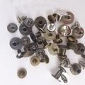 Brand leather belt repair diy belt head screw Strap bolt and nut strap accessories screw fitted strap screw belt