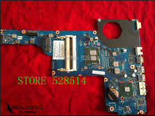 Wholesale 653087 001 for HP G6 G7 Laptop font b motherboard b font i3 370 CPU