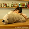 45cm Elastic super soft Sea lions plush toy lions pillow gift for Christmas
