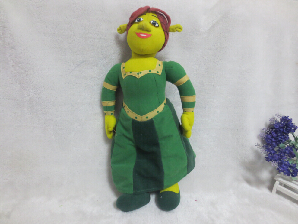 Animation Cartoon Shrek The Third Princess Fiona 50cm Plush Doll Toys grisewood e edit shrek the third level 3 cd page 4