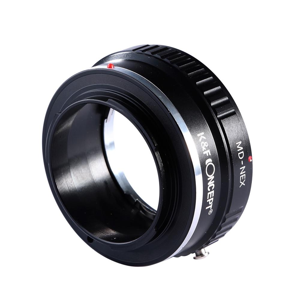 K&F CONCEPT objektiivi adapter Minolta MD objektiivile Sony NEX-le - Kaamera ja foto - Foto 4