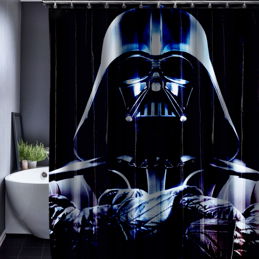 buy skull customized shower curtain bathroom waterproof bathroom fabric 150x180cm shower curtain from reliable curtain length suppliers on