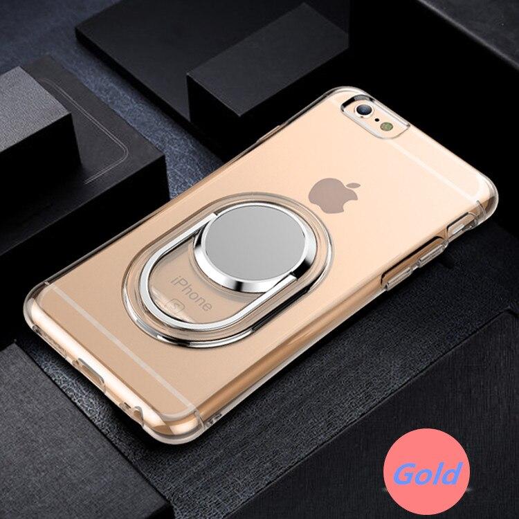 Lujo stents teléfono case para iphone 7 7 plus 6 6 s plus case new phone case a