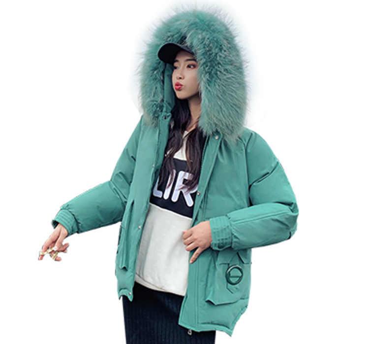 Mulheres Parka Outwear Ocasional Outono Inverno Casaco Com Capuz Mulheres Jaqueta de Inverno Casacos De Pele das Mulheres Casacos de Inverno E Casacos 2019