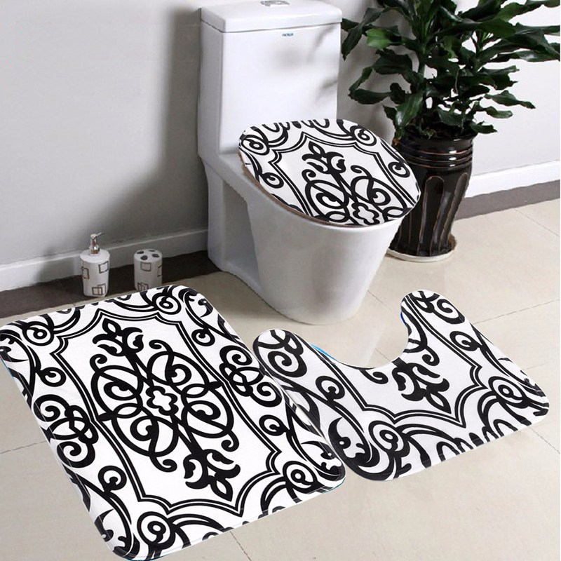 Acquista all'ingrosso online bianco bagno tappeto da grossisti ...