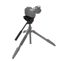 VD M8 Lightweight Hydraulic Video Head 360 Degree for Tripod & Monopod QF66