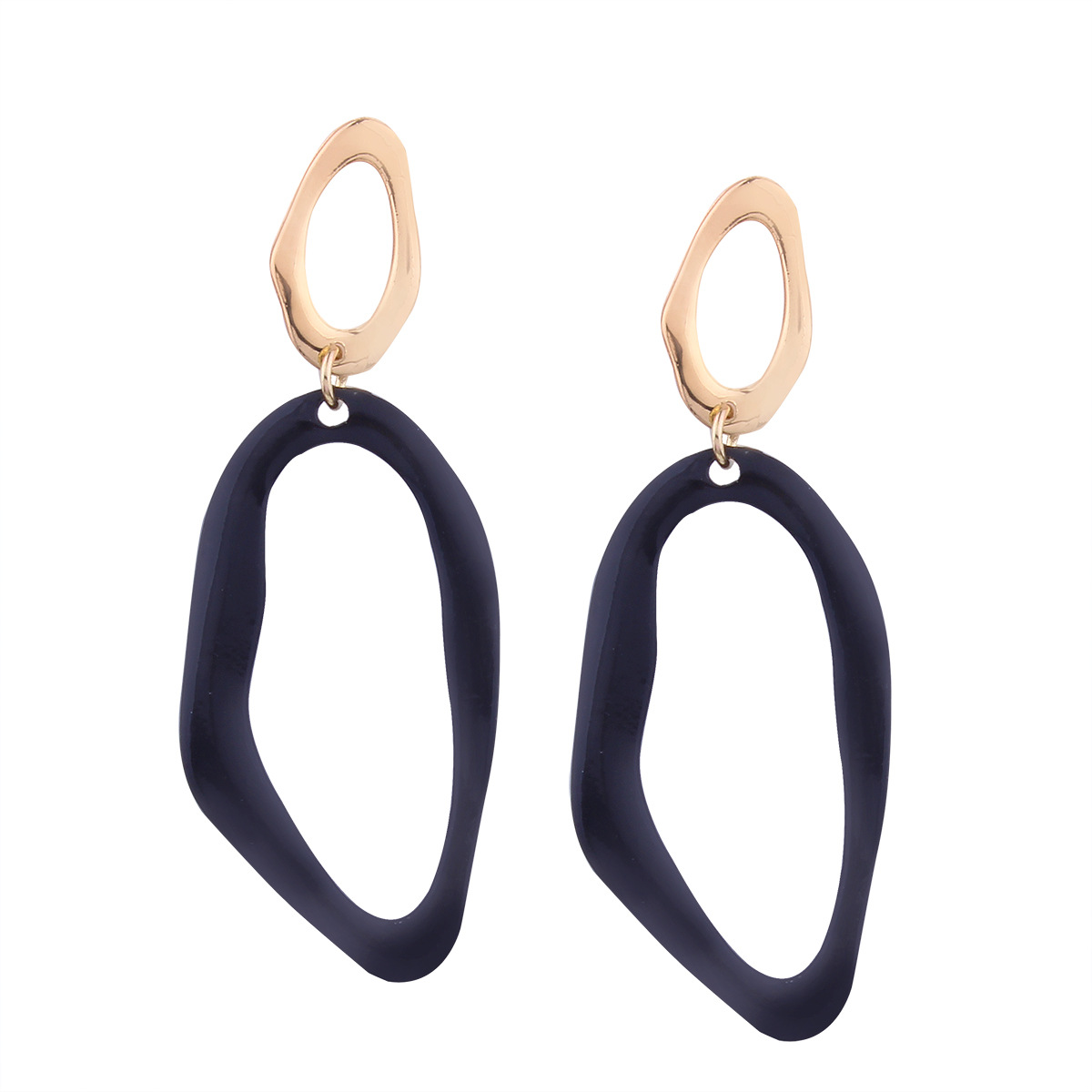Unice Geometric Earrings For Women Korean Style Brincos Earings Earring Pendientes Earin ...