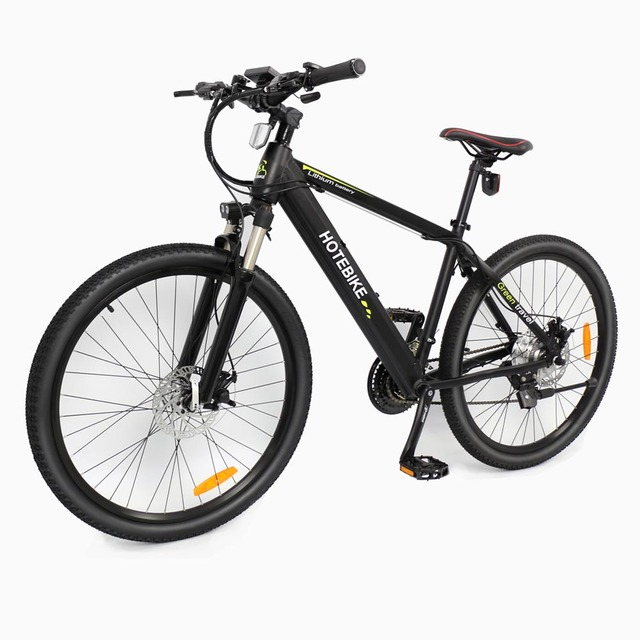Free shipping to Canada 26 inch electric mountain bike with 36v hidden battery