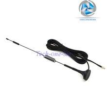 Новинка 4G 7-8 dbi LTE антенна 4g двойной винт антенна 698-960 МГц с магнитным основанием TS9 штекер RG174 3 м для E5372 E5375