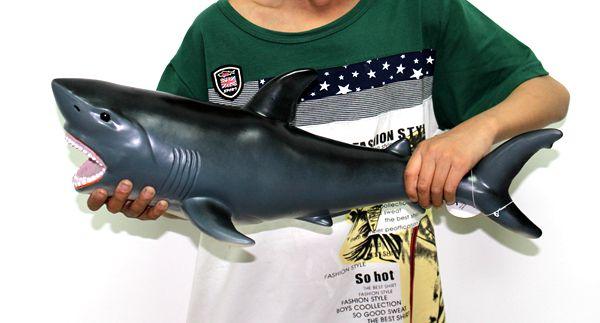 Grande taille Animal moule jouet Animal requin Crocodile mer tortue Marine modèle Action Figure début éducation jouet meilleur cadeau pour les enfants