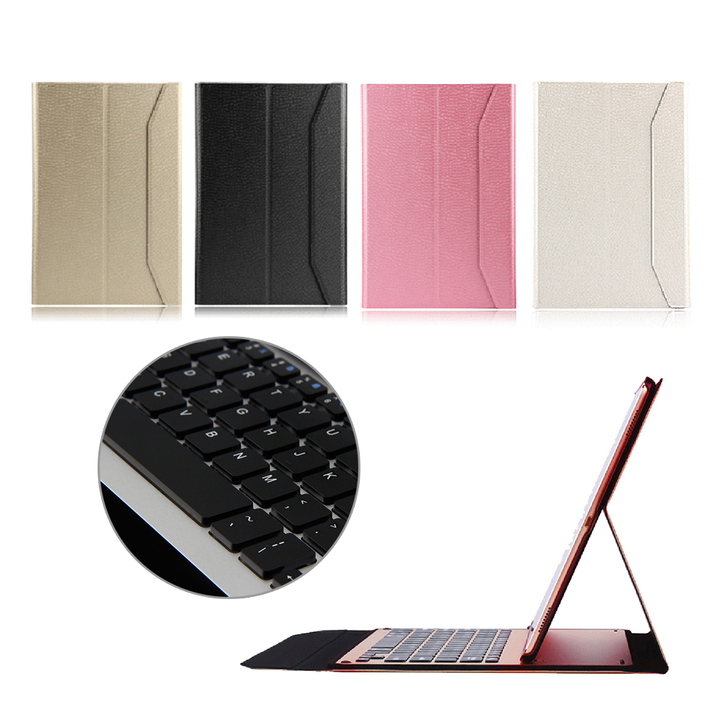 Removable Bluetooth Keyboard PU Leather Stand Case Cover for Huawei MediaPad M2 10.0 10.1inch Tablet PC High Quality universal 61 key bluetooth keyboard w pu leather case for 7 8 tablet pc black