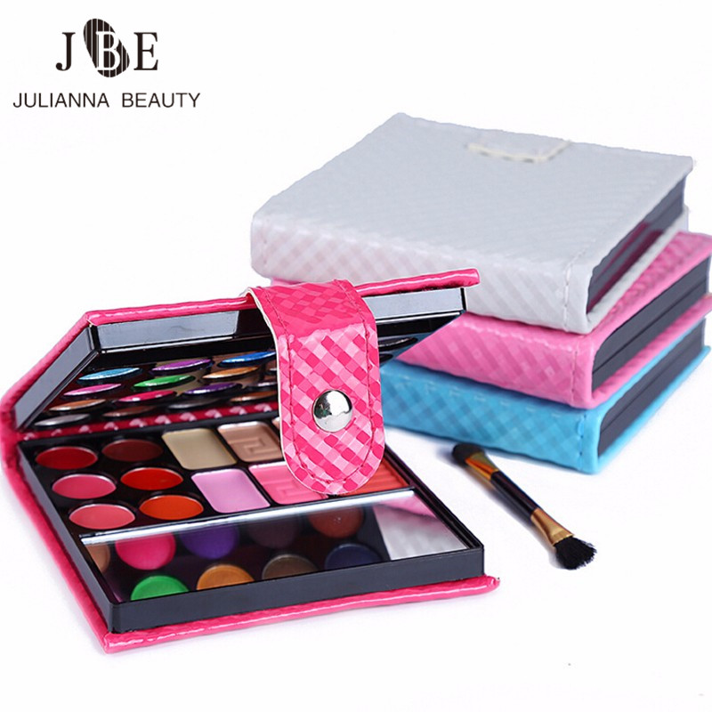 1 Box Eye Shadow Makeup Palettes Matte Face Blush Foundation Make-up Palette With Case Professional 32 Colors Cosmetic Tools для лица catrice professional make up techniques face palette цвет 010 volume one variant hex name efcec0